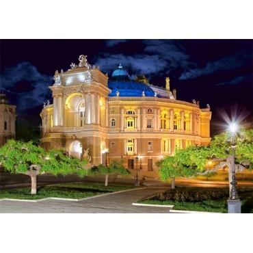 Пазл Оперный театр.Одесса