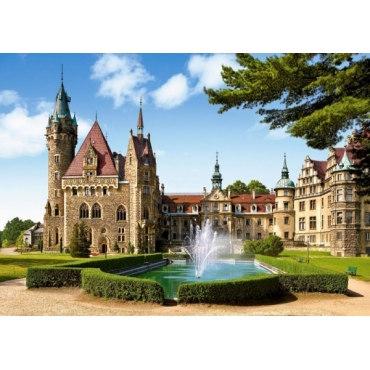 Пазл Замок. Польша