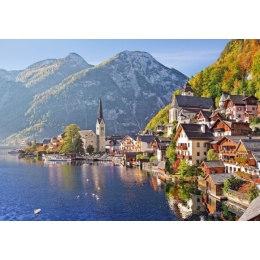 Гальштадт. Австрия