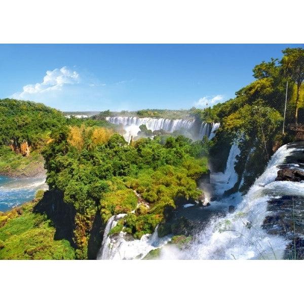 Пазл Водопад, Аргентина