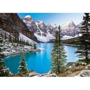 Пазл Озеро, Канада