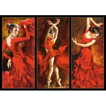 Пазл Танцы