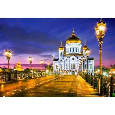 Пазл Храм Христа Спасителя
