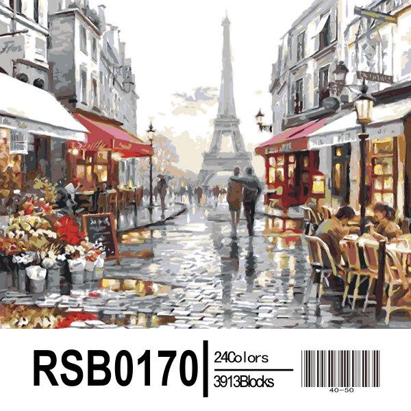 Улочка Парижа