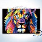 Ваю Ромдони. Радужный лев