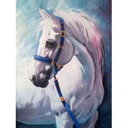 Алмазная вышивка Грёзы белого коня