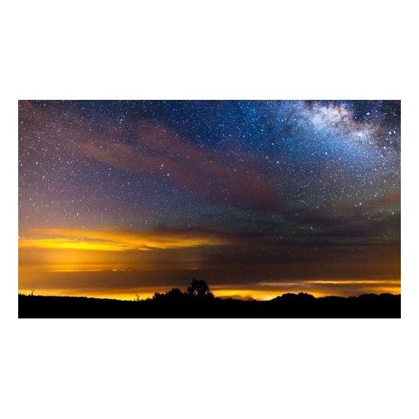 Алмазная вышивка Млечный путь