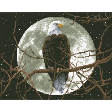 Алмазная вышивка Орёл