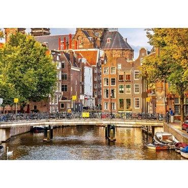 Алмазная вышивка Амстердам