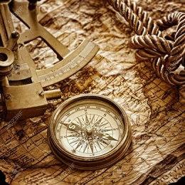 Алмазная вышивка Карта