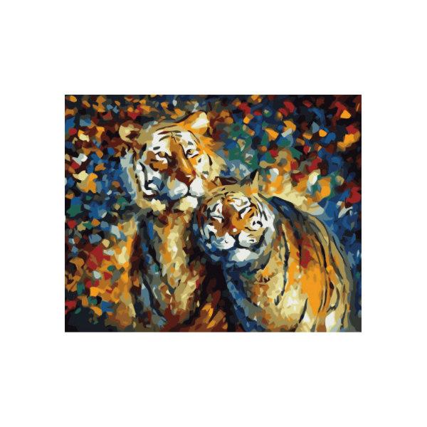 Тигриная нежность