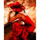 Леди в красном