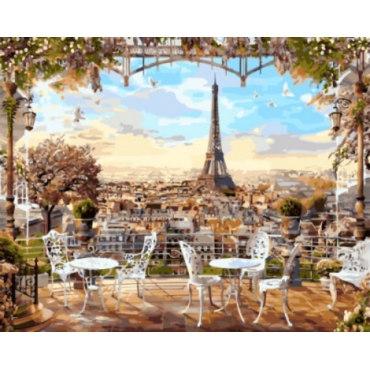 Парижская терраса