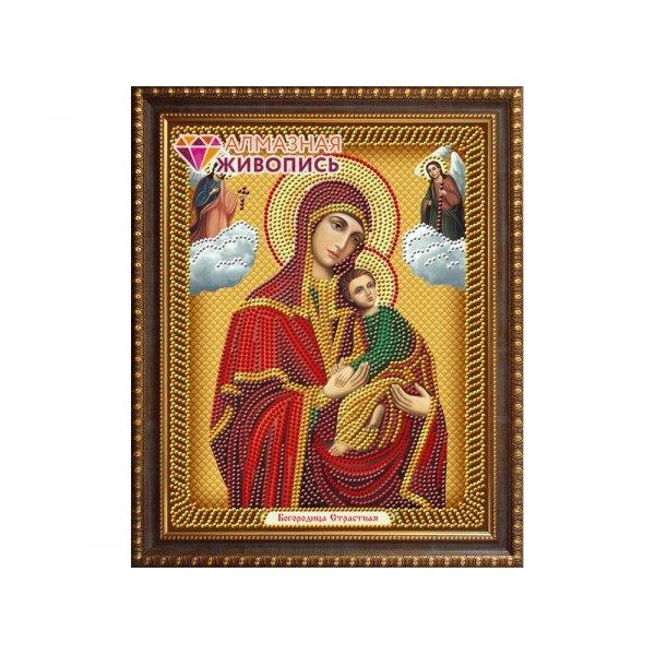 Алмазная живопись Икона Страстная