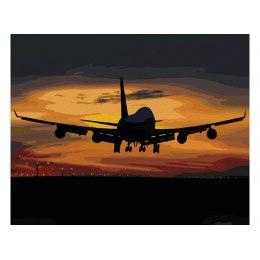 Полет в закат