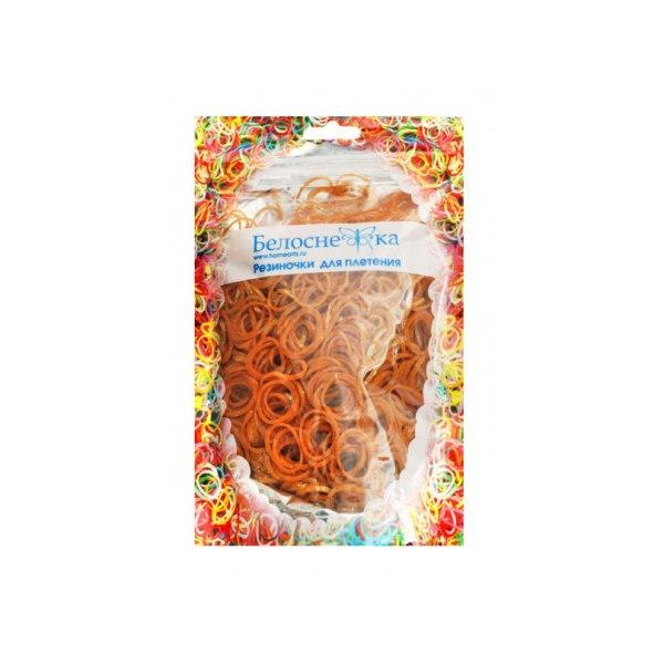 Резинки для плетения с блестками