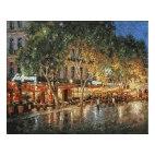 Ночные улицы Рима