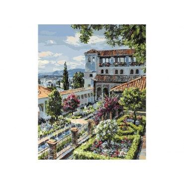 Сады Гранады 2