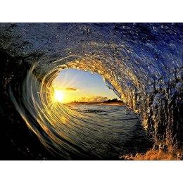 Алмазная вышивка Волна