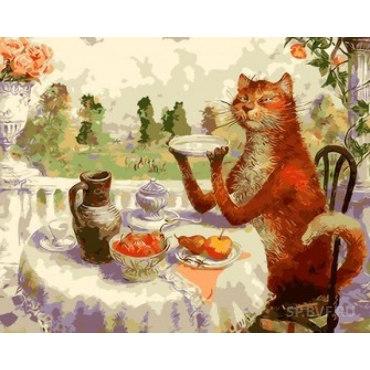 Чаепитие (производитель Paintboy)
