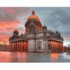 Утренний Санкт-Петербург