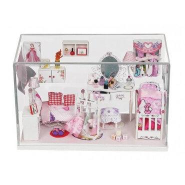 Набор миниатюр Комната принцессы