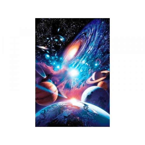 «Вселенная бесконечна» Алмазная вышивка Грани