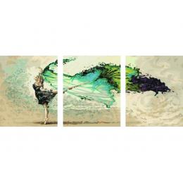 Триптих по номерам «Вдохновение»