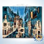 «Однажды в венеции» картина по номерам (Hobbart Lite)