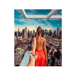 Следуй за мной «Нью-Йорк»