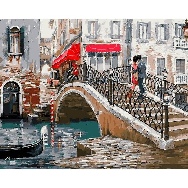 Венецианский мостик (Ричард Макнейл)