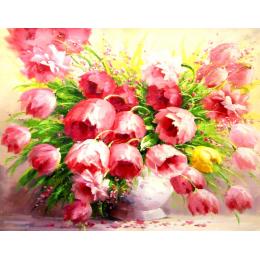 Очарование тюльпанов