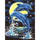 Дельфины (производитель Белоснежка)