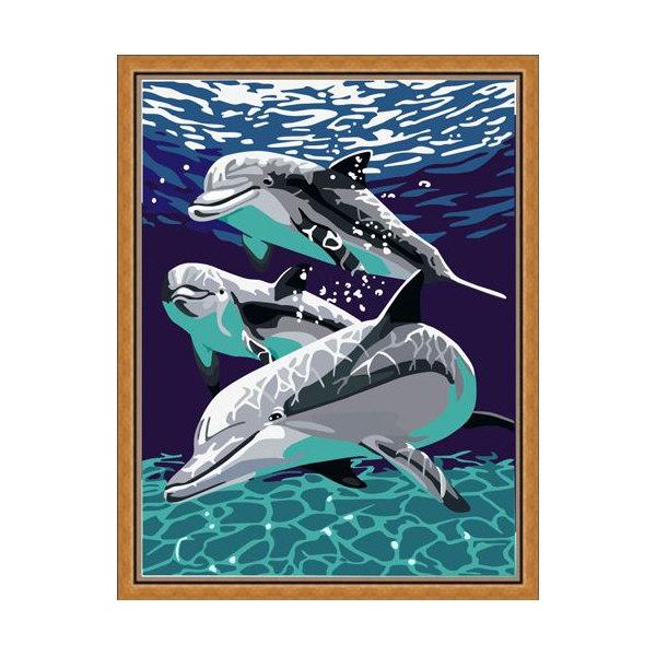 Дельфины (производитель Menglei)