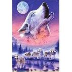 Алмазная вышивка Волки