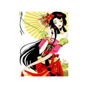 Азиатская красавица